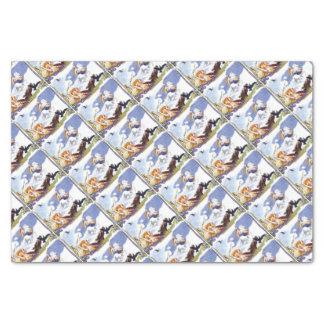 Valkyries Tissue Paper