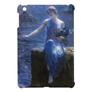 Valkyrie's Vigil Pre-Raphaelite Edward R. Hughes Cover For The iPad Mini