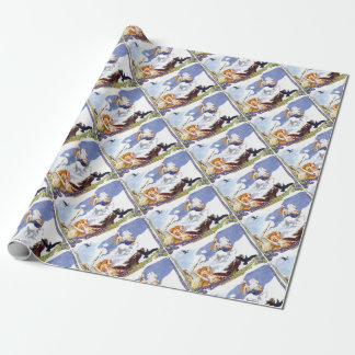 Valkyries Wrapping Paper