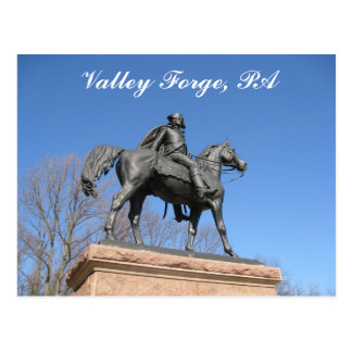 Valley Forge, PA Postcard