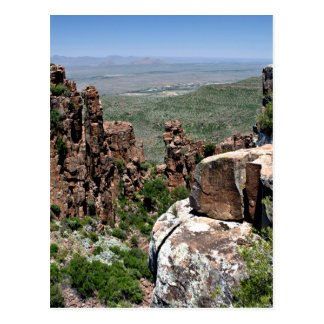 Valley of Desolation, South Africa Postcard
