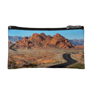 Valley of Fire Cosmetic Bag
