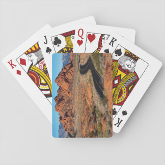 Valley of Fire Playing Cards
