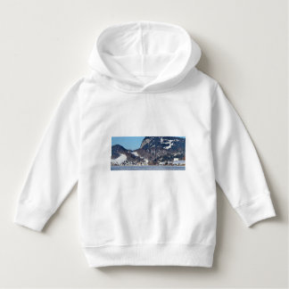 valley of joux and lake hoodie