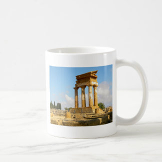 Valley of Temples Sicily Coffee Mug
