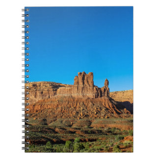 Valley of the Gods Blue Skies Butte Notebook
