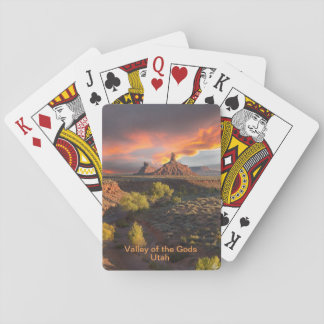 Valley of the Gods Playing Cards