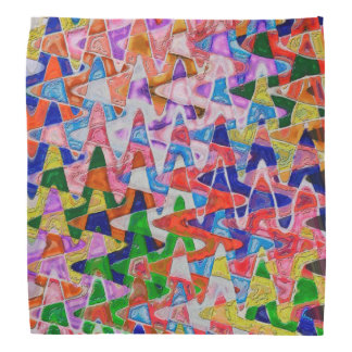 Valleys and Peaks Bandana