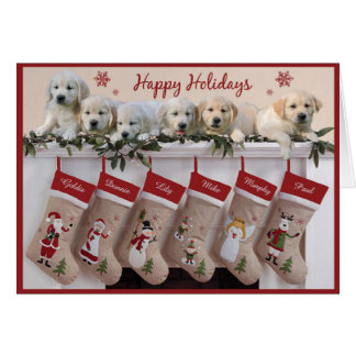 Valor Litter Holiday Card