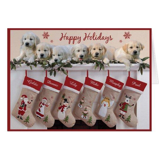 Valour Litter Holiday Card