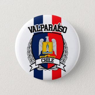 Valparaíso 6 Cm Round Badge