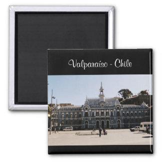 Valparaíso - Chile Refrigerator Magnet