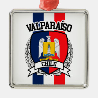 Valparaíso Metal Ornament