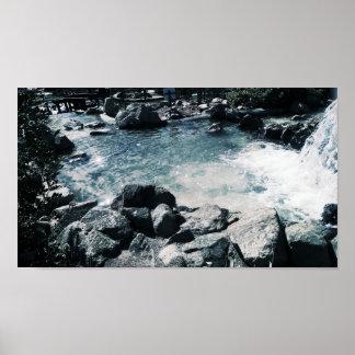 Value Poster Paper (Matte) Blue Calming Water