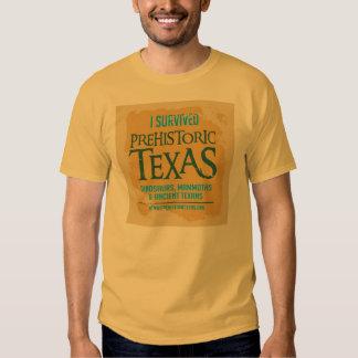 Value Prehistoric Texas Trail t-shirt