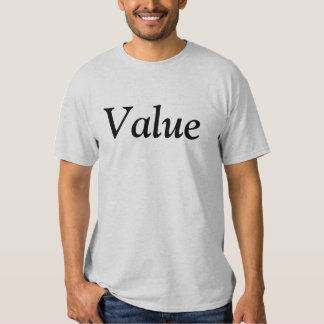 Value T Shirts