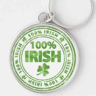 Valuegem 100% Irish Key Chain