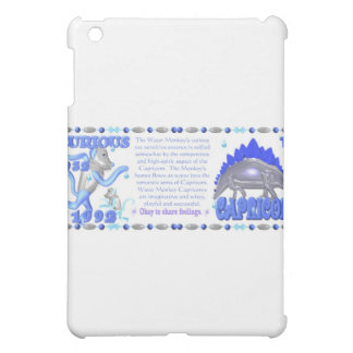 ValxArt 1932 zodiac water monkey born Capricorn iPad Mini Covers