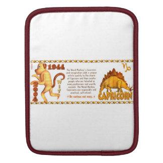 Valxart 1956 2016 2076 FireMonkey zodiac Capricorn Sleeves For iPads