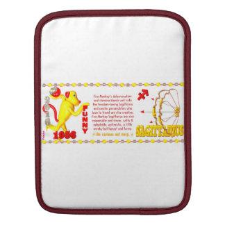 Valxart 1956 2016 FireMonkey zodiac Sagittarius iPad Sleeve