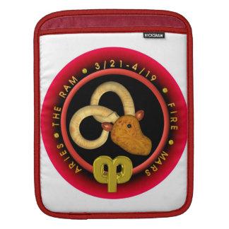 Valxart 1961 2021 MetalBull zodiac Aries iPad Sleeves