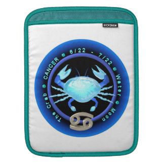 Valxart 1961 2021 MetalBull zodiac Cancer Sleeves For iPads