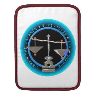 Valxart 1961 2021 MetalBull zodiac Libra Sleeves For iPads