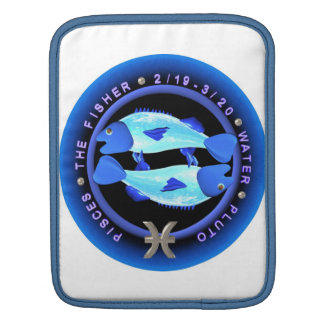 Valxart 1961 2021 MetalBull zodiac Pisces Sleeves For iPads