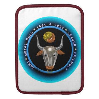 Valxart 1961 2021 MetalBull zodiac Pisces iPad Sleeve