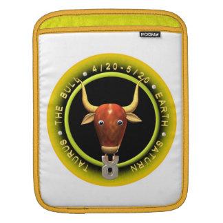 Valxart 1961 2021 MetalBull zodiac Taurus Sleeve For iPads