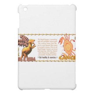 Valxart 1964 2024 Wood Dragon zodiac Cancer iPad Mini Cover
