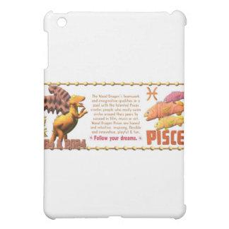 Valxart 1964 2024 Wood Dragon zodiac Pisces iPad Mini Cover