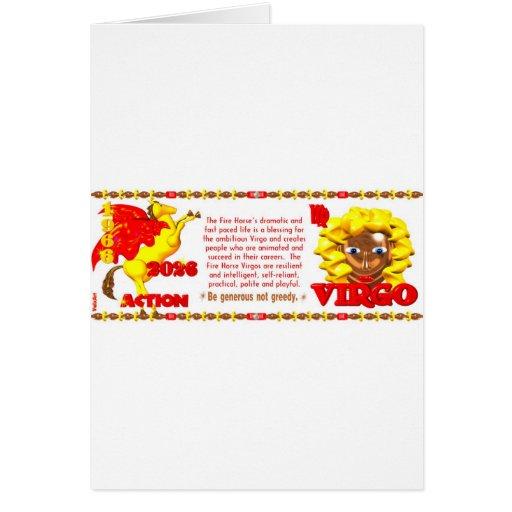 valxart 1966 2026 fire horse zodiac virgo zazzle. Black Bedroom Furniture Sets. Home Design Ideas