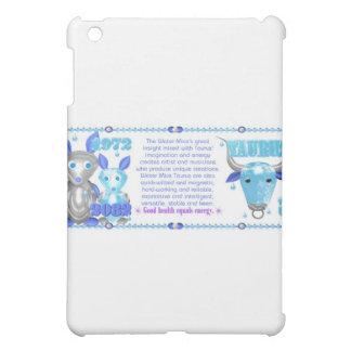 Valxart 1972 2032 WaterRat zodiac born Taurus iPad Mini Cover