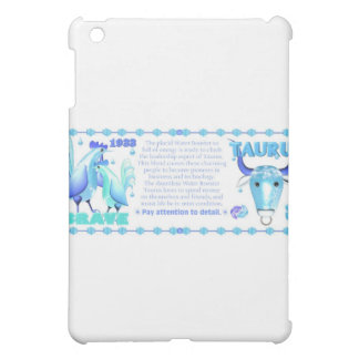 Valxart 1993 zodiac water rooster born Taurus iPad Mini Covers
