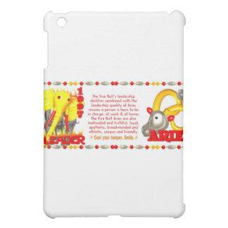 Valxart 1997 2057 1937 FireBull zodiac Aries iPad Mini Cases