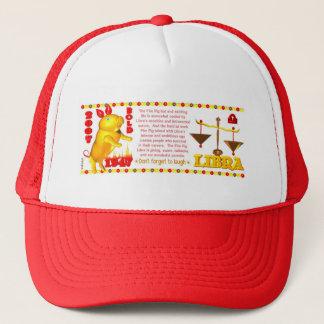Valxart 2007 1947 2067 zodiac FirePig Libra Trucker Hat