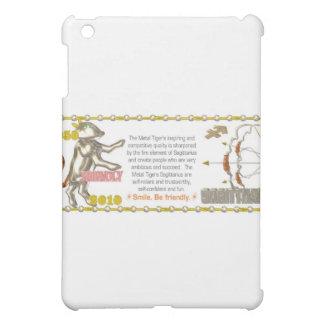 Valxart 2010 2070 1950 MetalTiger Sagittarius iPad Mini Cover