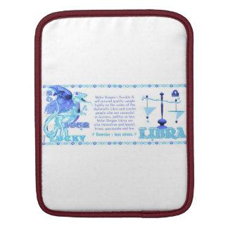 Valxart 2012 2072 1952 WaterDragon zodiac Libra iPad Sleeve