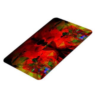 Valxart abstract jello art vinyl magnet