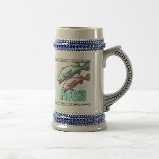 Valxart Aquarius Pisces zodiac friendship Coffee Mug