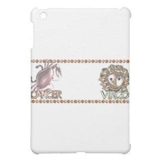 Valxart Cancer Virgo zodiac friendship gift Cover For The iPad Mini