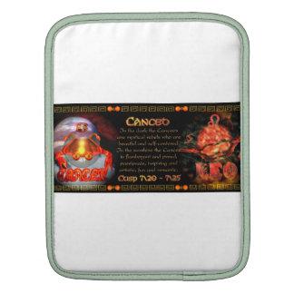 Valxart.com Cancer Leo zodiac Cusp is  Canceo iPad Sleeve