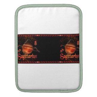Valxart Gothic Sagittarius zodiac astrology iPad Sleeves