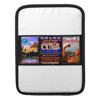 Valxart s Libra Scorpio cusp iPad Sleeve