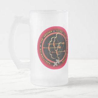 Valxart  Sagittarius zodiac logo Mugs