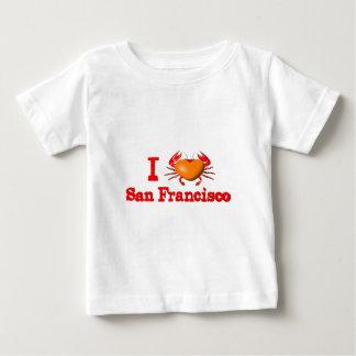 Valxart San Francisco events  crab designs Infant T-Shirt
