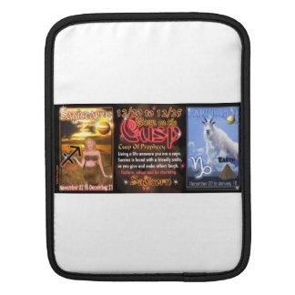 Valxart Zodiac Cusp Sagittarius Capricorn Sleeves For iPads