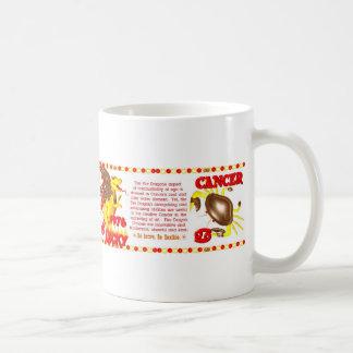ValxArt zodiac fire dragon Cancer born 1976 2036 Coffee Mug