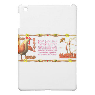 Valxart's 1969 Earth Roster zodiac Sagittarius Case For The iPad Mini